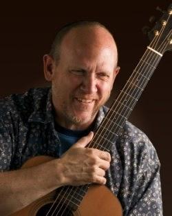 Guitarist Michael Mucklow